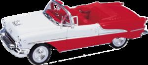 фото Масштабная модель Welly Oldsmobile Super 88 1:24 22432