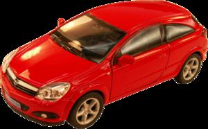 фото Масштабная модель Welly Opel Astra GTC 1:34-39 42365