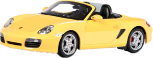 фото Масштабная модель Welly Porsche Boxster S 1:18 18005C