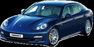 фото Масштабная модель Welly Porsche Panamera S 1:34-39 43619
