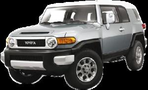 фото Масштабная модель Welly Toyota FJ Cruiser 1:34-39 43639