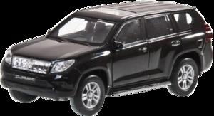 фото Масштабная модель Welly Toyota Land Cruiser Prado 1:34-39 43630