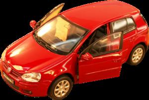 фото Масштабная модель Welly Volkswagen Golf V 1:34-39 42361