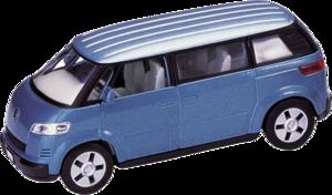 фото Масштабная модель Welly Volkswagen Microbus 1:34-39 42330