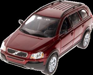 фото Масштабная модель Welly Volvo XC90 1:32 39884