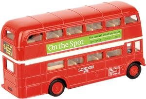 фото Масштабная модель Welly London Bus 1:34-39 99930