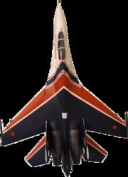 фото Самолет Звезда Русские витязи СУ-27 УБ 1:72 7277