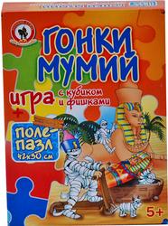 Настольная игра Гонки мумий