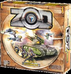 Фото настольной игры Технолог Z.O.D. № 4 Встречный бой 24479
