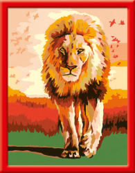 фото Ravensburger Гордый лев 28225