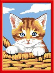 фото Ravensburger Любопытный котенок 27933
