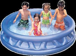 фото Надувной бассейн Intex Летающая тарелка 58431