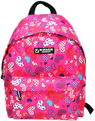 фото BRAUBERG B-PACK Cool hearts 223816