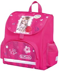 фото Herlitz Mini Soft Bag Pretty Pets Cat 11280369