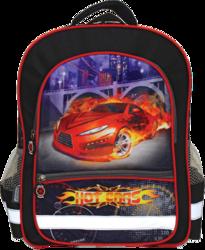 Фото школьного рюкзака ПИФАГОР Hot cars 223839