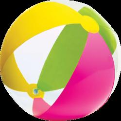 Фото мяч Intex Разноцветный 59032