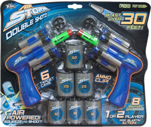 Набор водяных пистолетов Zing Double Shotz AS974 SotMarket.ru 1350.000