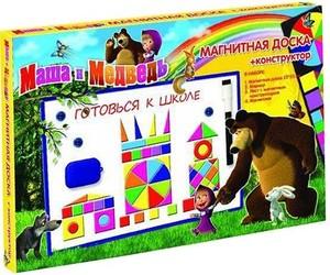 Магнитно-маркерная доска Маша и Медведь JZ-91056 SotMarket.ru 390.000