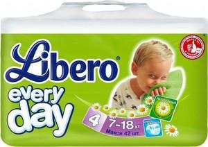 Libero Everyday Maxi 7-18 кг 42 шт. SotMarket.ru 1120.000