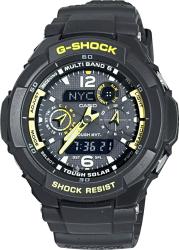Фото мужских LED-часов Casio G-Shock GW-3500B-1A