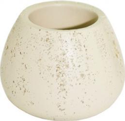 фото Стакан для ванной комнаты Duschy Камень 350-01