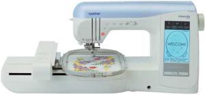 Фото компьютерной швейной машинки Brother INNOV-'IS 1500