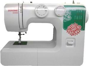 Фото швейной машинки Janome 5500