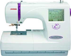 Janome Memory Craft 350E SotMarket.ru 29900.000