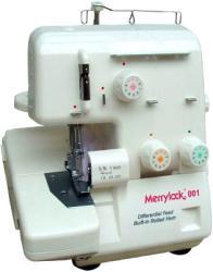 Фото швейной машинки Merrylock 001