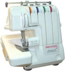 Фото швейной машинки Merrylock 005