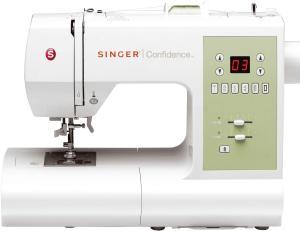 Фото электронной швейной машинки Singer Confidence 7467