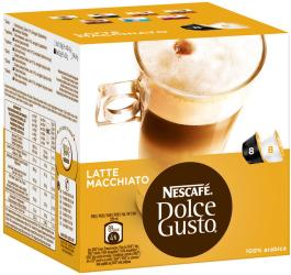 Капсулы Nescafe Dolce Gusto Latte Macchiato SotMarket.ru 690.000