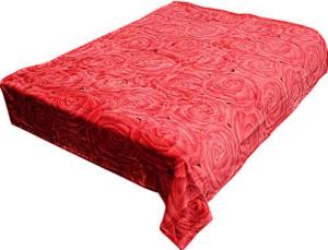 фото Плед Absolute Красные розы 66607
