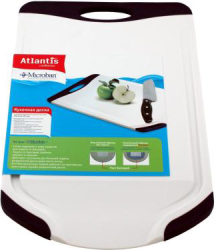 Разделочная доска Atlantis Microban FLUTTO F-C-10
