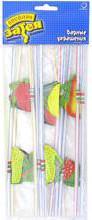 Трубочки Веселая Затея Фрукты 1502-0543 SotMarket.ru 380.000