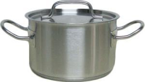 Appetite Кастрюля эмалированная, с крышкой,  2,2 литра