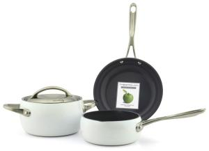 Фото набора посуды GreenPan London CW0002249