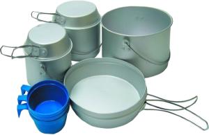фото Набор посуды RockLand C8087W