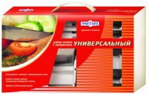 Фото набора ножей Труд Универсальный С114