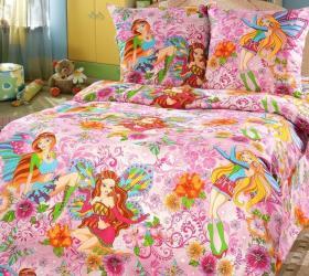 Детский комплект Бамбино Добрые феи 7106А93541 SotMarket.ru 1110.000