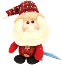 фото Фабрика Деда Мороза Санта Клаус 15 см GT6063
