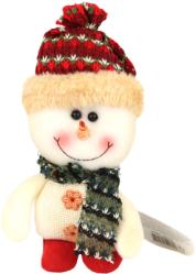 фото Фабрика Деда Мороза Снеговик 15 см GT6064