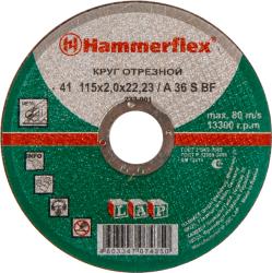 фото Отрезной диск Hammer 232-001