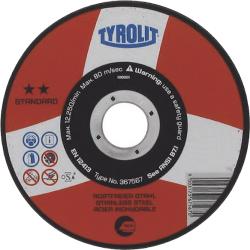 фото Отрезной диск Tyrolit 367562