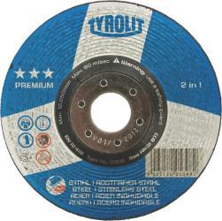 Шлифовальный диск Tyrolit 5308 SotMarket.ru 180.000