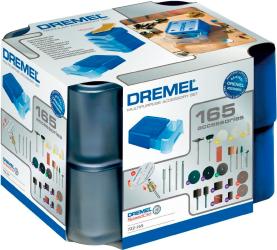 Фото комплекта насадок Dremel 26150722JB