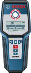 Фото сигнализатора скрытой проводки Bosch GMS 120 0601081000
