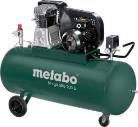 Фото компрессора Metabo MEGA 580-200 D