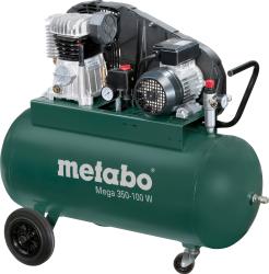 Фото поршневого компрессора Metabo MEGA 350-100 W