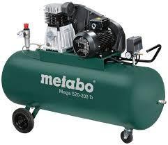 Фото поршневого компрессора Metabo MEGA 520-200 D
